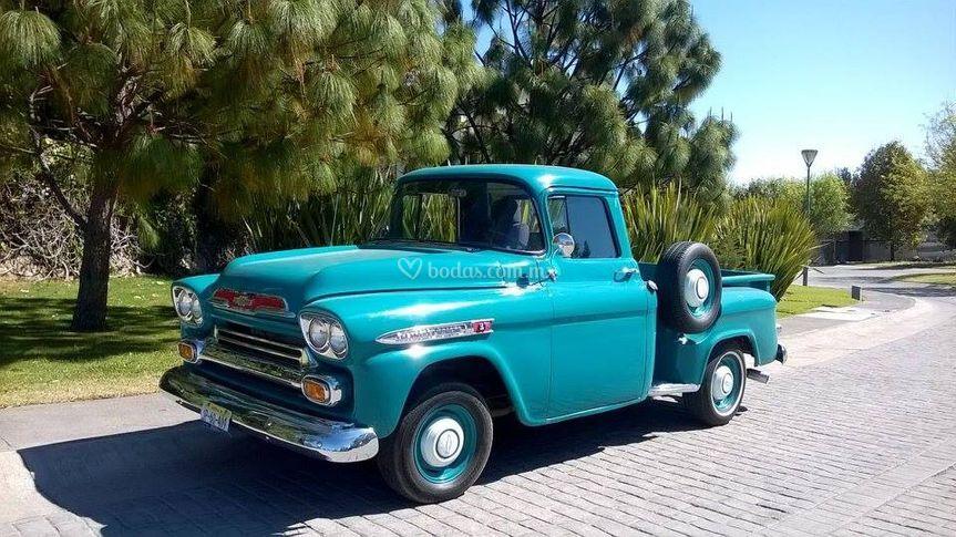 Ford Apache 1959