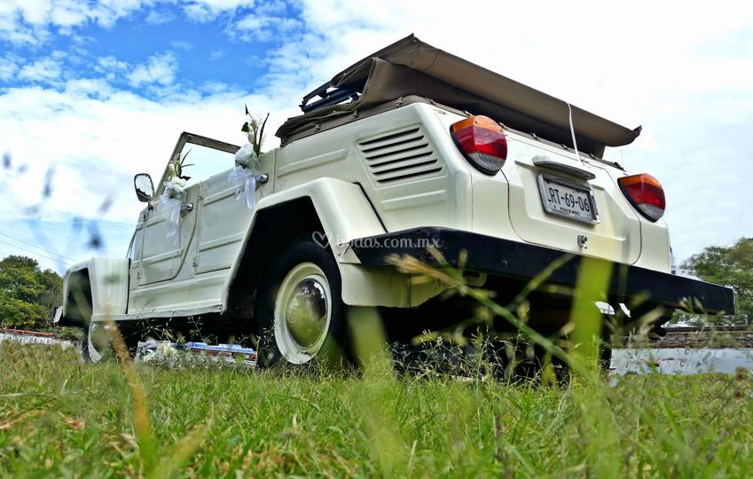 VW safari 1972