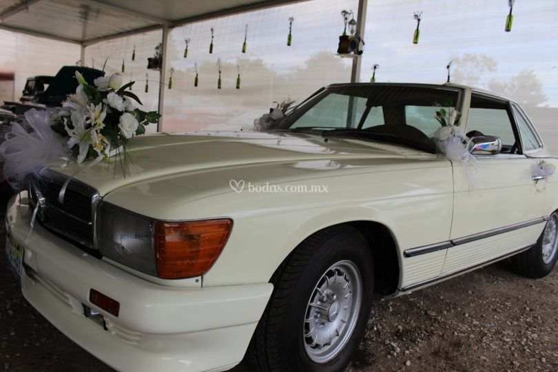 Mercedes Benz 1974 convertible