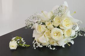 Flores Rosa Pastel