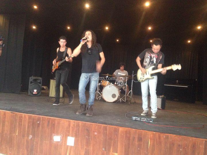 Grupos de rock
