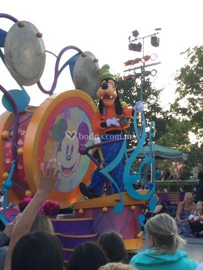 Disney, California