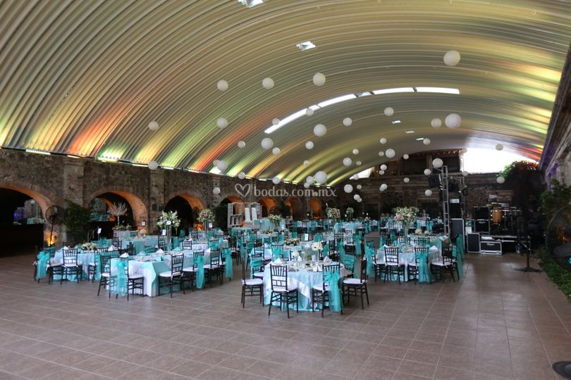 Salón Monasterio
