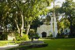 Capilla exterior de Hotel Hacienda Cocoyoc