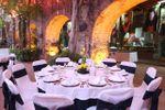 Sal�n Monasterio de Hotel Hacienda Cocoyoc