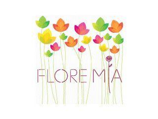 Flore mia logo