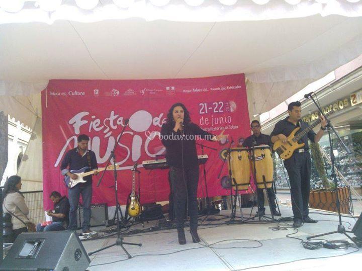 Fiesta de la musica Toluca