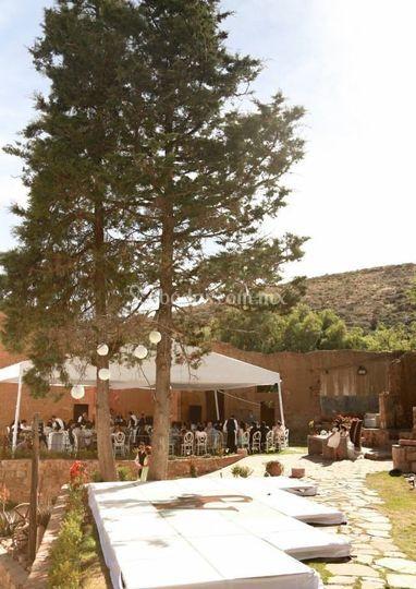 Ex Hacienda Las Mercedes