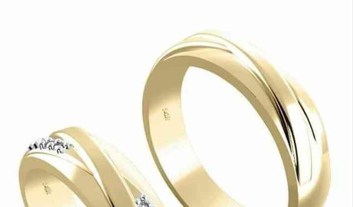 Argollas oro14k color elegible