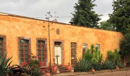 Ex-Hacienda Las Mercedes