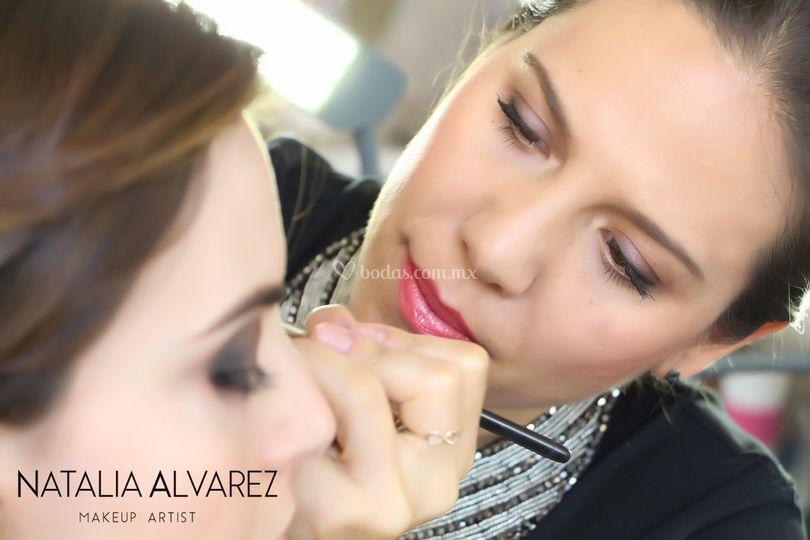 Natalia Alvarez MakeUp