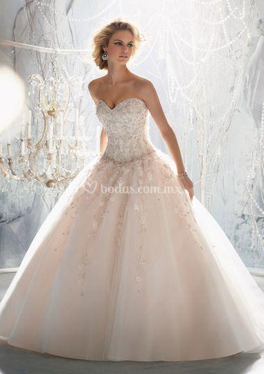 Los mejores vestidos de novia en morelia