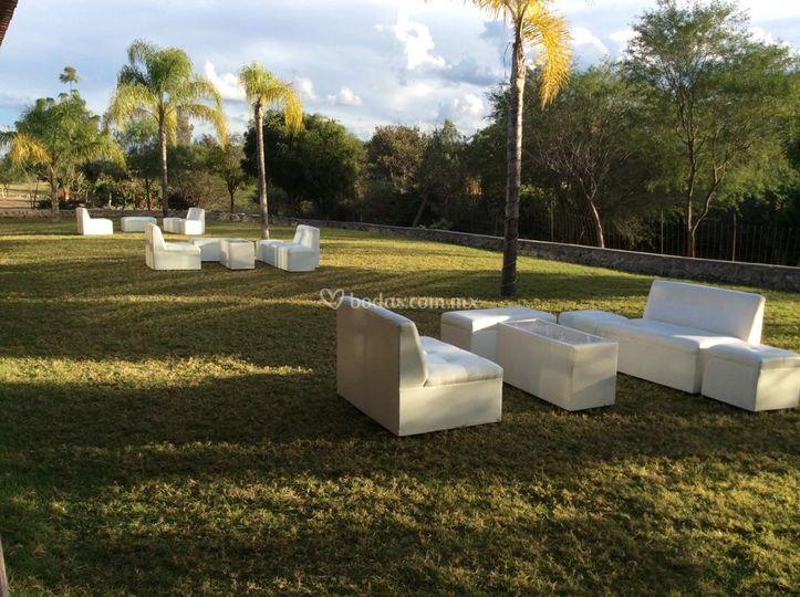 Espacios lounge
