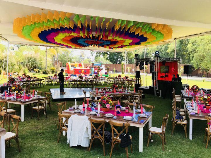 Evento mexicano