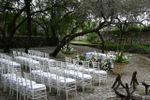 Ceremonia en otro  patio