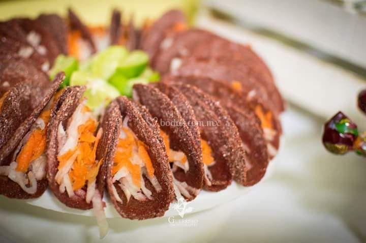 Tacos de tamarindo