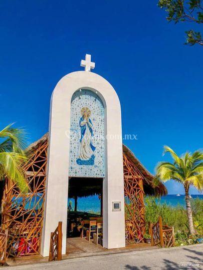 Sublime capilla Stella Maris..