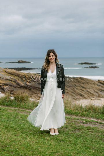 El retrato de la novia