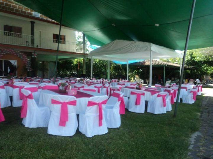 Jardines Santa Elena
