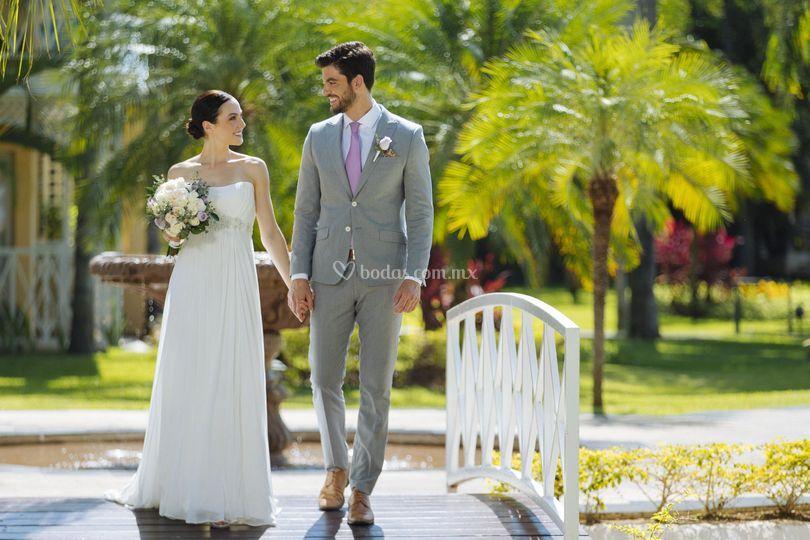 Casate en royal hideaway!