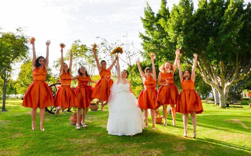 Casa de piedra boda