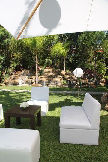 Área lounge