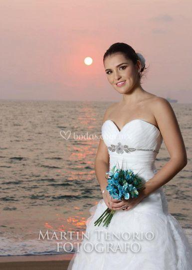 Preciosas novia
