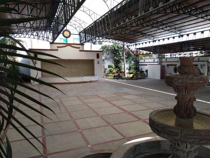 Ex Hacienda Santa Cecilia