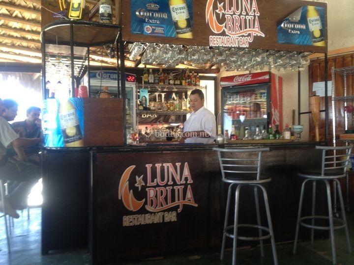 Area de bar