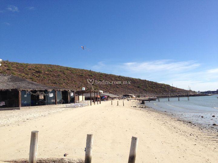 El mejor lugar de playa