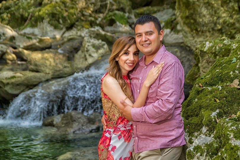 Tania y Edgar