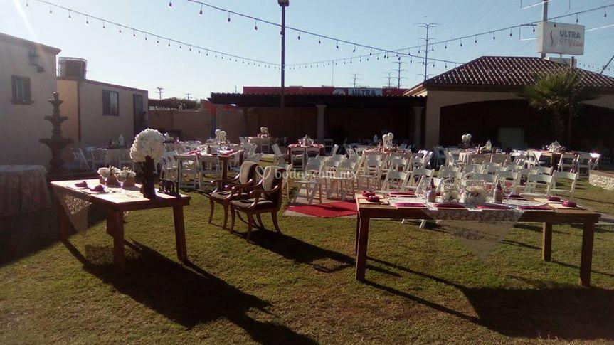 Ceremonia de jard n xochimilco foto 3 for Jardin xochimilco mexicali