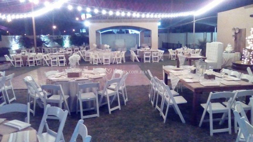 Boda de jard n xochimilco foto 4 for Jardin xochimilco