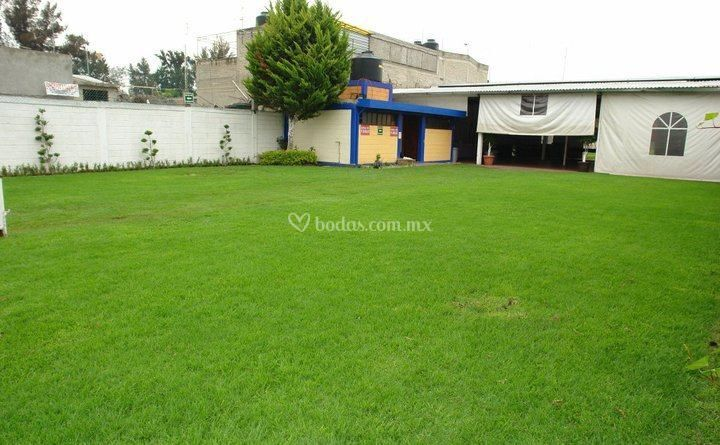 Los ciruelos for Jardin xochimilco