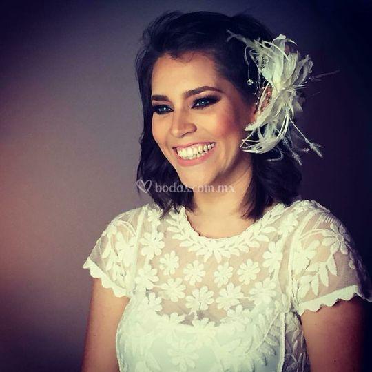 Look-Bride
