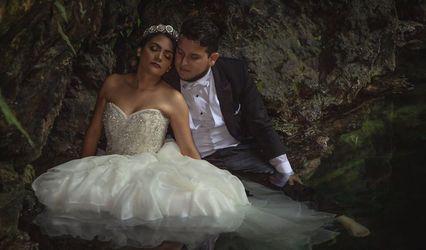 La boda de Mariana y Víctor
