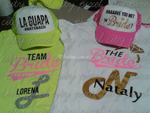 Playera glitter y Gold
