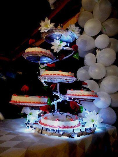 Que rico pastel