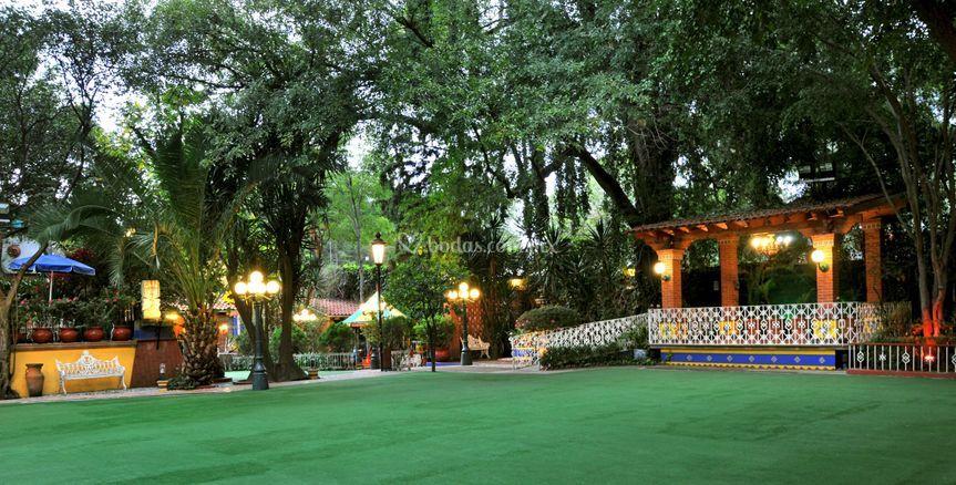 Jardín Juárez