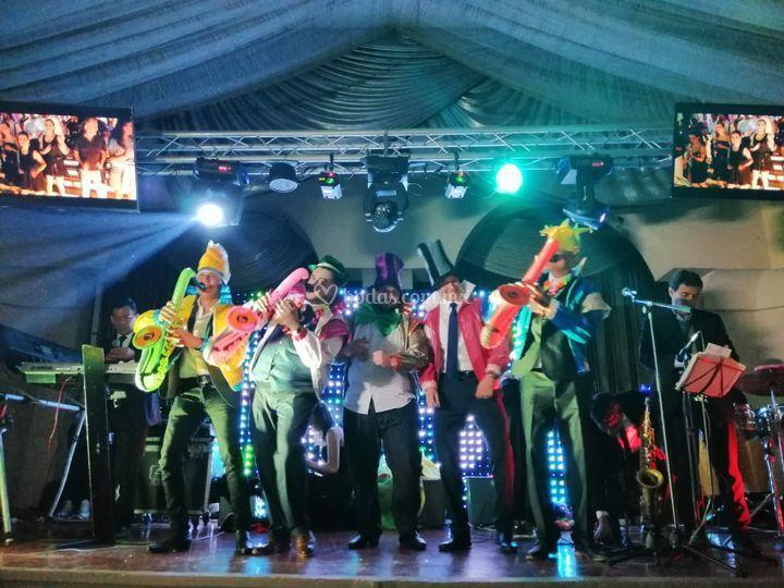 Grupo Musical de Alejandro Ponce