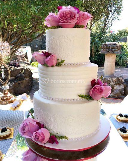 Cake 80 personas