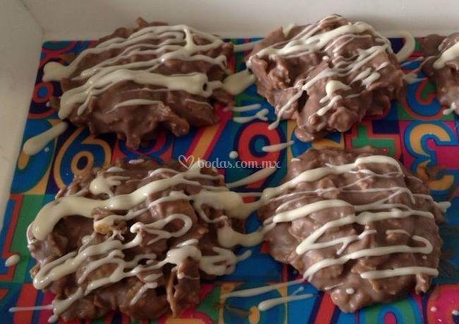 Emjambres de chocolate