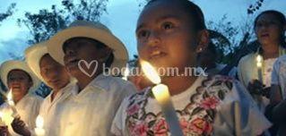 Coro para las bodas en Campeche