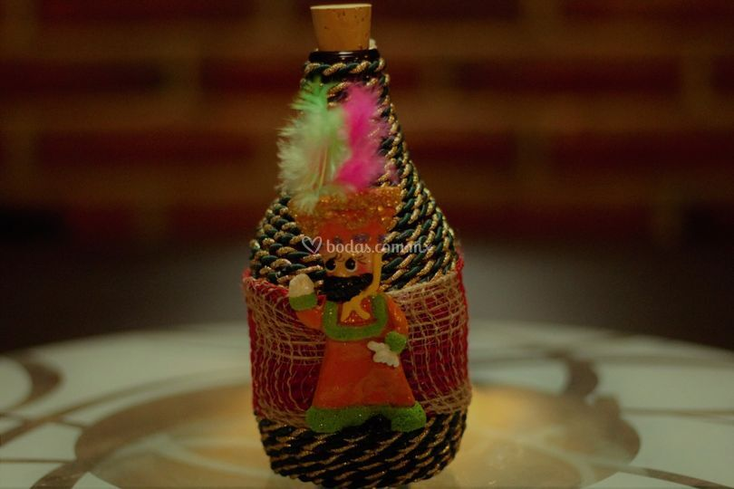 Botella chinelo