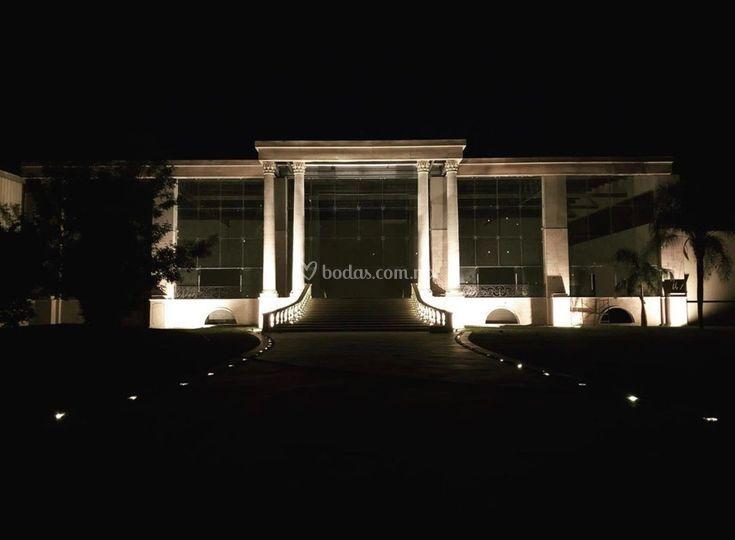 El Alcázar salón de eventos