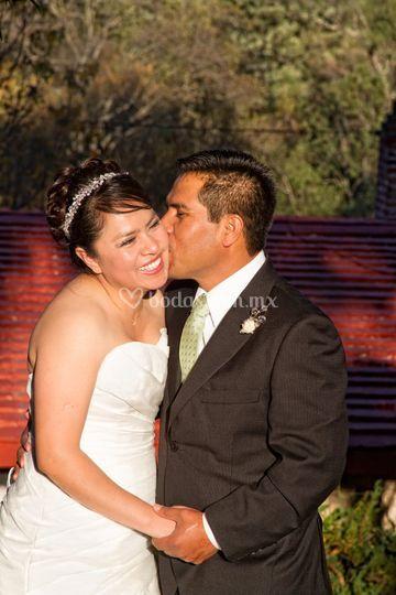 Sol en amor de boda