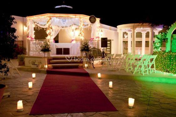 Lugar de la boda