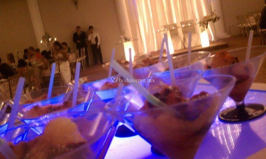 Velvet Frozen Drinks