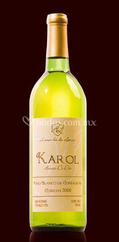 Karol vino blanco
