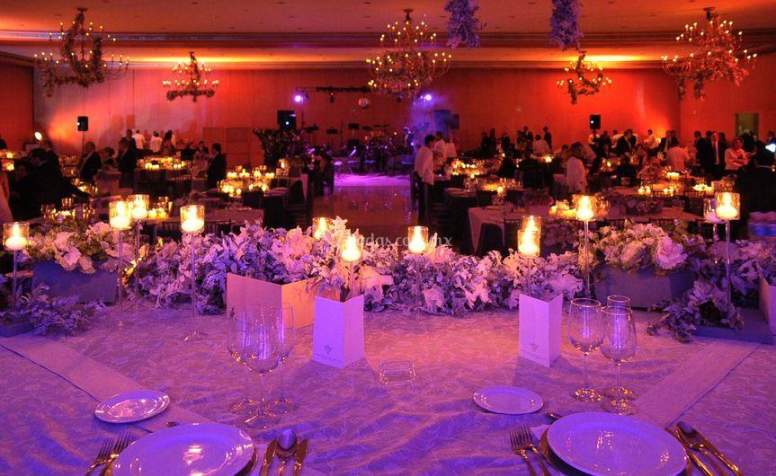 Sliders bodas